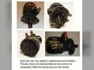 Used Reel Drive Motor Macdon 933 932 47276
