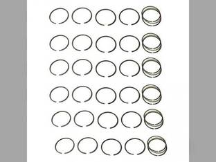 Piston Ring Set Allis Chalmers D17 D19 TL14 262
