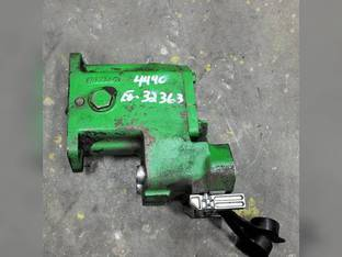 Used Selective Control Valve w/ ISO Couplers John Deere 4630 4240 4640 4230 8640 8630 4840 4430 8430 4040 4030 4440 8440 AR82561