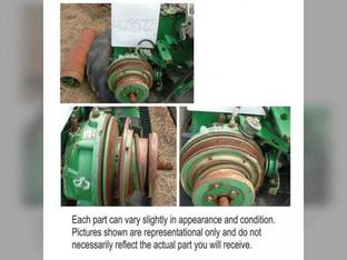 Used Feeder House Reverser Gear Box Assembly John Deere 9760 STS S660 9870 STS 9670 STS 9660 STS 9770 STS 9860 STS S680 S670 9660 S690 H213514
