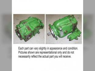 Used Hydraulic Pump John Deere 9300T 9400T 9400 9200 9300 9100 RE60672