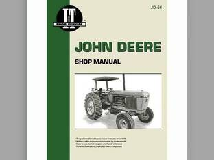 I&T Shop Manual - JD-56 John Deere 2940 2940 2840 2840 2950 2950