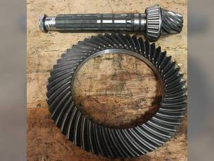Used Ring Gear And Pinion Set John Deere 7710 7800 7700 7810 7600 7610 RE205824