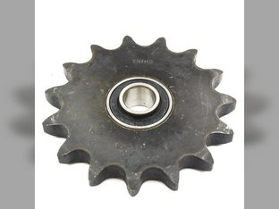 Idler Sprocket Case IH 1644 2388 1666 2344 2188 2144 1620 2366 2377 1680 2588 1640 1660 2577 1688 2166 John Deere 435 457 335 466 467 447 557 547 546 330 535 556 Massey Ferguson New Holland New Idea