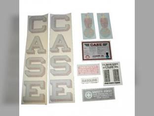Decal Set Case C