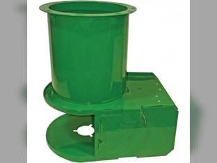 Clean Grain Elevator Boot with Door John Deere 9400 9501 9500 AH136485