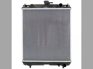 Radiator New Holland E35B E30BSR E35SR E30 E30B EH30.B EH35.B E30SR E35 E35BSR PW05P00027F1 Case CX31B CX36B PW05P00027F1 Kobelco 35SR-3 30SR-3 30SR 35SR SK30UR 35SR-5 PW05P00027F1