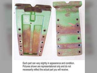 Used Fender Bracket John Deere 2510 4010 3010 3020 5020 4000 2030 4020 4320 2520 R64540