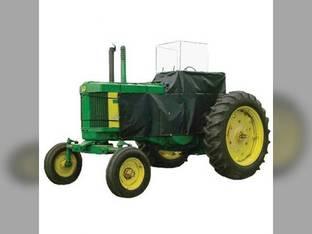Tractor Heater Cab Kit Side Entry Green Vinyl John Deere 2510 4010 3010 3020 4000 4020 4320 2520