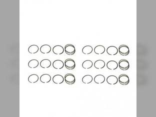 Piston Ring Set Oliver 70