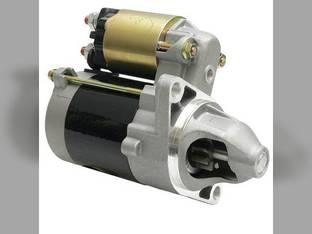 Starter - Denso PMDD (18010) John Deere LX178 F725 2243 LX279 345 285 LX289 320 LX188 GX345 AM105575 Kubota TG1860 E7199-63010 Cub Cadet 365L