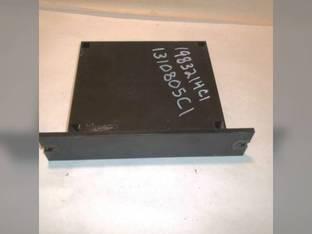 Used Control Assembly Automatic Feeder Cutoff Case IH 1620 1670 1660 1644 1666 1680 1688 1640 1310805C1
