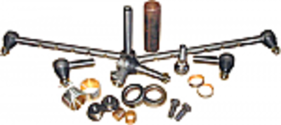 Front Axle Minor Repair Kit