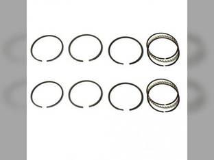 Piston Ring Set - Standard - 2 Cylinder John Deere M MC 100 320 MT 40 AM708TK