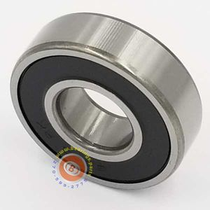 6203-2RK Radial Ball Bearing with Double Lip Seal