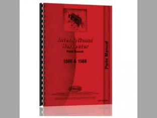 Parts Manual - IH-P-1566 1568 Harvester International 1566 1568