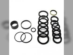 Hydraulic Seal Kit - Loader Bucket Cylinder John Deere 401A 300 350 760A 570 350B 401D 762B 400 350C 762A 762 570B 300B RE19217