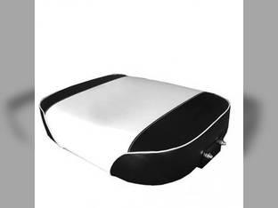 Seat Cushion Vinyl White/Black International 706 806 380680R93