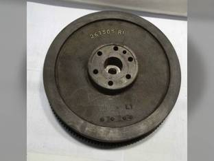 Used Flywheel with Ring Gear International 460 367505R11