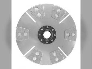 Remanufactured Clutch Disc New Holland 4055 T2410 TC55DA TC48DA Case IH DX55 DX48 Farmall 55