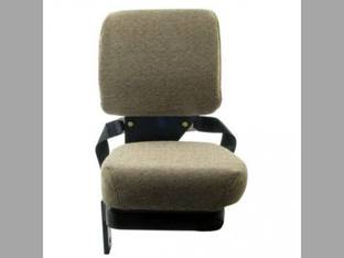 Side Kick Seat Fabric Light Brown John Deere 9400 9300 4710 8300 7820 9120 7930 8230 9100 9630 8130 8530 8310 4720 8400 8100 4700 4730 8210 8220 9220 9200 8120 8110 8200
