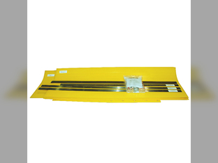 Grain Head, Auger Pan Trough Liner