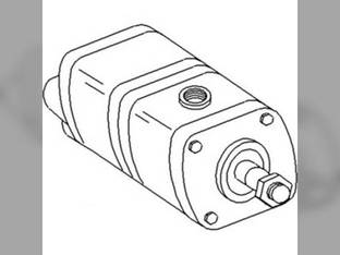 Hydraulic Pump - Economy International 724 523 824 654 624 3146446R93