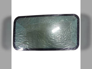 LH Rear Side Glass