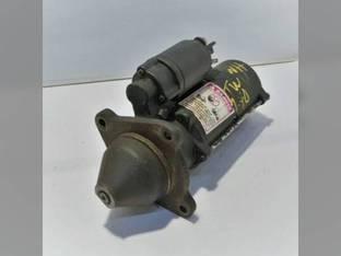 Used Starter - Iskra PLGR (19653) New Holland TS115 TS90 TM135 TM155 TM120 TM125 TS110 TM175 TM150 TM140 TM115 TM190 TM130 TM165 TS100 82013134 Case IH MXM190 MXM120 MXM155 MXM175 MXM140 MXM130