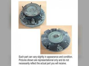 Used Fan Drive John Deere 8300 8400 RE63003
