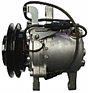 SVO7E Compressor with Clutch