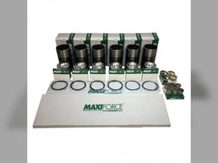 Engine Rebuild Kit - Less Bearings International 6588 DT466B DT466 6788 4366 1470 1480 DT466C 3588 4386 5288 3788 5488