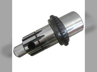 PTO Output Shaft