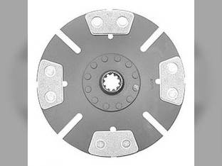 Remanufactured Clutch Disc Ford 1620 1500 1000 1710 1900 1520 1510 1320 1600 1715 1310 1700 Shibaura SD2640 S325 SD2200 SD2240 SD2243 New Holland TC25 TC27 TC29 Case IH D25 D29