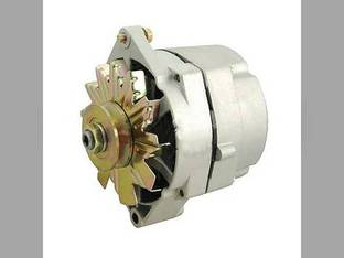 Alternator - Delco Style (7199-12) John Deere 4620 7020 3020 7520 440C 8630 4020 6466T 8430 544E 6030 4320 6466D International Case 480C 480C 870 580B Allis Chalmers 7040 7080 7030 7060 7050 Case IH