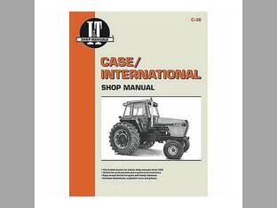 I&T Shop Manual - C-38 Case IH 1896 1896 2096 2096