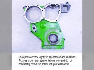 Used Timing Gear Cover John Deere 4050 4960 8450 4760 4450 4560 9500 9950 4250 4650 9600 4255 4455 9960 4755 4555 4055 4850 4955 R71316