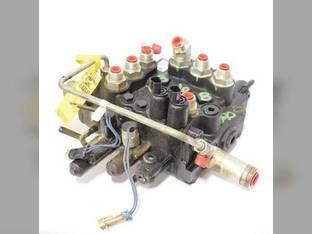 Used Hydraulic Loader Control Valve John Deere 318E 320E 319E AT404746
