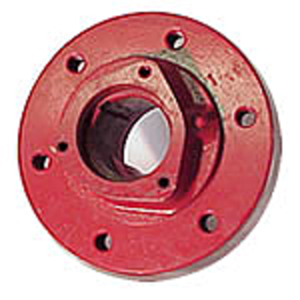 Wheel Hub - 6 Bolt