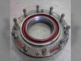 Used MFWD Wheel Hub 10 Bolt Massey Ferguson 8250 8240 8245 8260 Allis Chalmers 9765 9755 White 8510 8610 Challenger / Caterpillar MT635 MT645 AGCO DT160 DT180 3765003M1