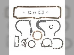 Conversion Gasket Set Oliver 1755 1650 1655 1750 White 2-70 2-78 2-63 Minneapolis Moline G750 G850
