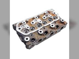 Used Cylinder Head Massey Ferguson 1020 3435114M91 Deutz 5220 72104349