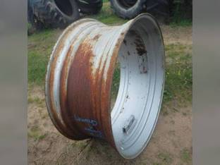 "Used 18"" X 38"" 4 Channel Rim Case IH MX110 MX100 245729A1"