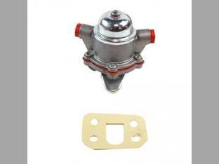 Fuel Lift Transfer Pump Massey Ferguson 2500 2500 2642953