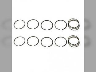 """Piston Ring Set - .045"""" Oversize - 2 Cylinder John Deere 190 B 50 AB4040R"""