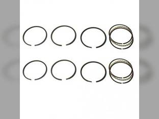 Piston Ring Set - Standard - 2 Cylinder John Deere 175 BR B BO AB3982R
