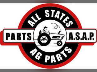 Pan Seat Cushioned Steel Vinyl Silver International 350 100 A 140 300 340 130 2444 444 300U 330 Super A B 357518R91