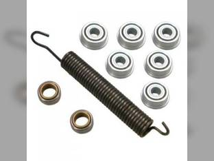 Deluxe Knoedler Seat Bearing Bushing and Spring Kit CockShutt / CO OP 50 20 30 40 T14613