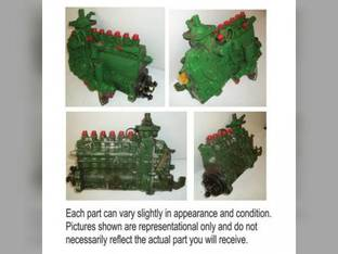 Used Fuel Injection Pump John Deere 4430 6404T AR60369