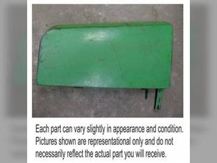 Used Front Side Panel - LH John Deere 4620 7020 4520 AR43217